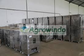 mesin oven pengering serbaguna (stainless-gas) 2 agrowindo