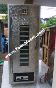 mesin oven pengering serbaguna (stainless-gas) 7 agrowindo