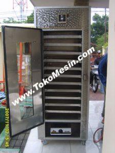 mesin oven pengering serbaguna (stainless-gas) 8 agrowindo