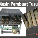 Mesin Tusuk Sate Dan Jeruji Bambu