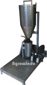 mesin blender buah kapasitas besar 1 agrowindo