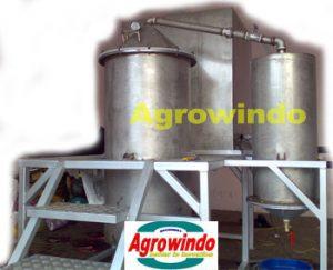mesin destilasi minyak atsiri 2 agrowindo