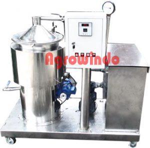 mesin evaporator vakum agrowindo