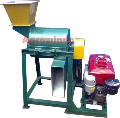 mesin grinder kompos organik 2 agrowindo