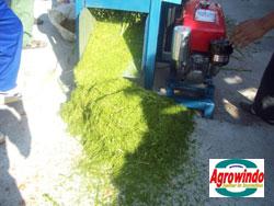 mesin grinder kompos organik 4 agrowindo