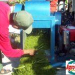 Mesin Grinder Kompos Organik