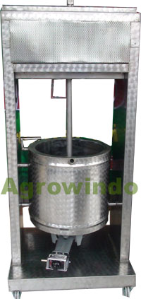 mesin pemasak dan pengaduk dodol 1 agrowindo
