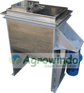 mesin pengaduk tepung dan biji 1 agrowindo