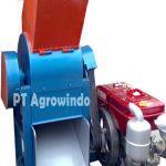 Mesin Penghancur Plastik (Perajang Limbah Plastik)