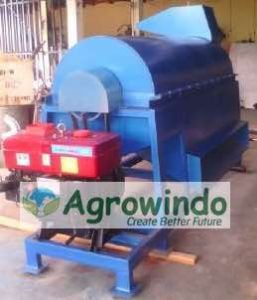 mesin pengurai sabut kelapa 3 agrowindo