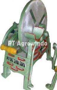 mesin perajang singkong 2 agrowindo
