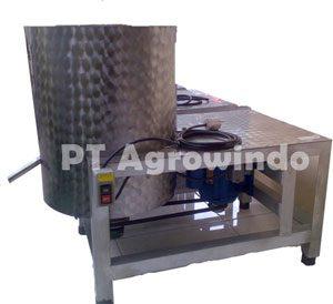 mesin spinner peniris minyak 4 agrowindo