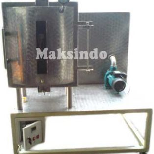 Mesin Vacuum Drying (Pengering Vakum)