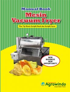 mesin vacuum frying 3 agrowindo