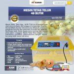 Mesin Penetas Telur Otomatis 48 Butir AGR-TT48