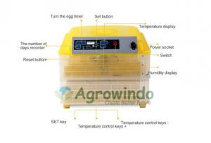 Mesin Penetas Telur 96 Butir Otomatis - AGR-YZ96 3 agrowindo