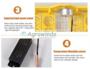 Mesin Penetas Telur 96 Butir Otomatis - AGR-YZ96 5 agrowindo