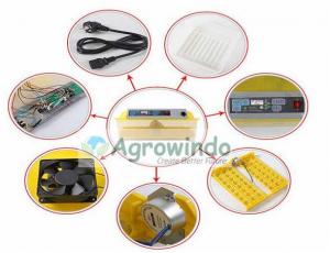 Mesin Penetas Telur Otomatis 48 Butir - AGR-YZ48 4 agrowindo