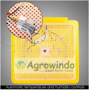 Mesin Penetas Telur Otomatis 48 Butir - AGR-YZ48 5 agrowindo