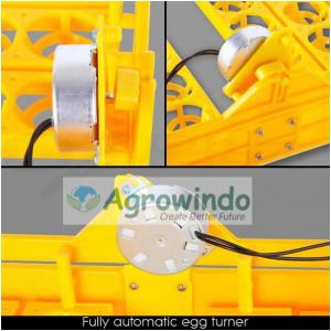 Mesin Penetas Telur Otomatis 48 Butir - AGR-YZ48 6 agrowindo