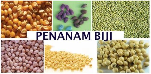 Alat Penamam Biji Tanaman (jagung, Kedelai, Kacang, dll) 1 agrowindo