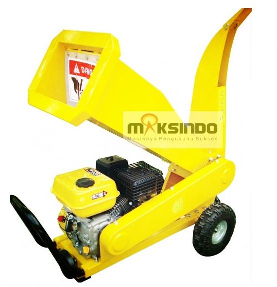 Mesin Perajang Kayu dan Ranting Pohon - AGR-CP15 1 agrowindo