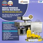 Mesin Pemeras Minyak Biji-Bijian (J10)