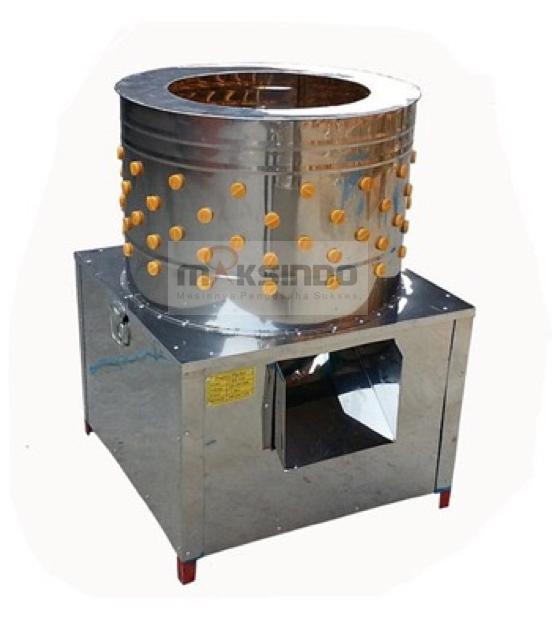 Mesin-Pencabut-Bulu-Ayam-dan-Unggas-MKS-PLC45