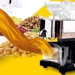Mesin Press Minyak Biji-Bijian (MKS-J03)