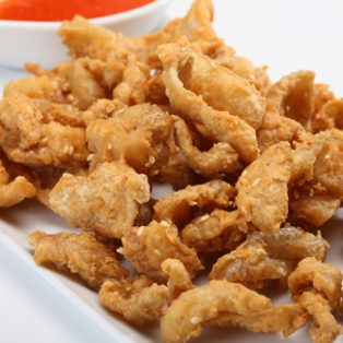 Peluang Usaha Keripik Kulit Ayam Dan Analisa Usahanya Agrowindo