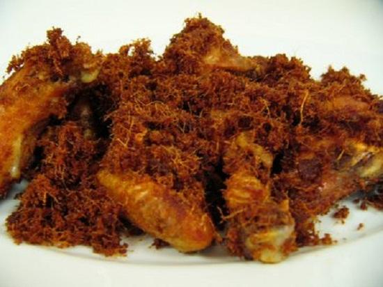 Resep Ayam Goreng Bumbu Kelapa