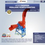 Mesin Chopper Perajang Rumput-Ranting AGR-CH800