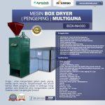 Mesin Pengering Padi, Jagung, dan Produk Pertanian (BOX DRYER)