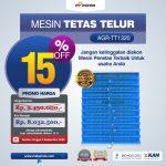Mesin Penetas Telur AGR-TT1320