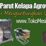 Mesin Parut Kelapa Mini AGR-PRT25