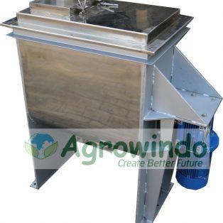 Mesin Pengaduk Tepung dan Biji Super Mixer