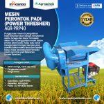 Mesin Perontok Padi (power thresher)