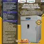 Mesin Penetas Telur Manual 50 Butir (EM-50)