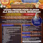 Training Usaha Frozen Food, 14-16 Juli 2017