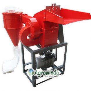 Mesin Penepung Hammer Mill Listrik (AGR-HMR20)