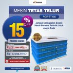 Mesin Penetas Telur AGR-TT480